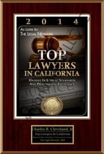Top Lawyer Abogado Charles Cleveland