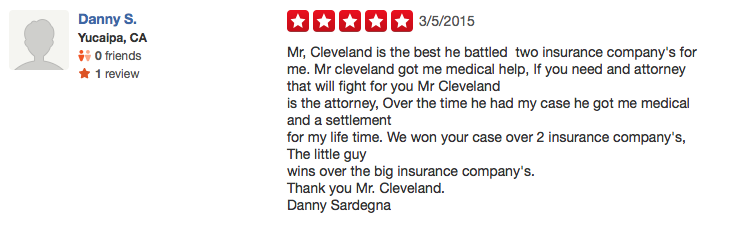 Yelp Reviews Cleveland & Metz