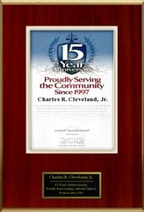 Charles Cleveland Attorney Abogado AVVO 2012