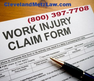 Cleveland  Metz workers compensation Attorneys near San Bernardino
