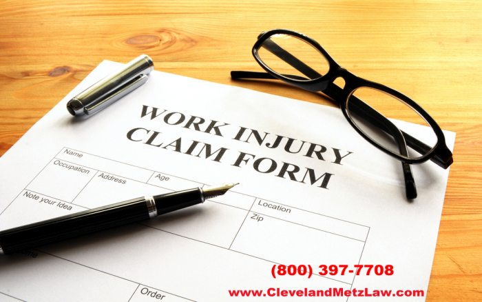 Work Injury Claims FAQ