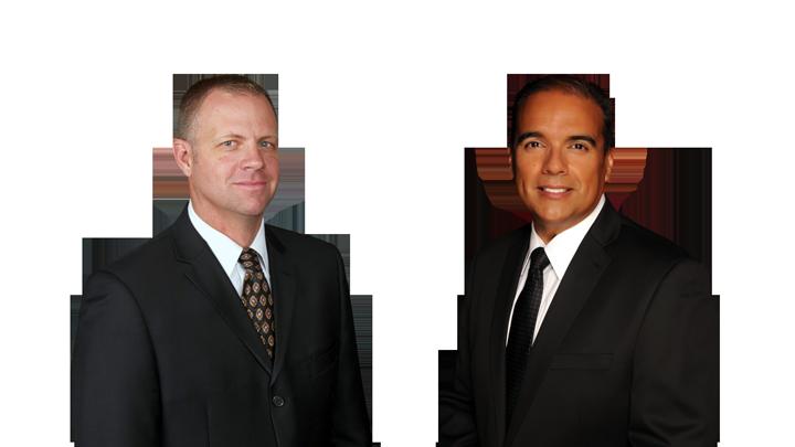 John Metz & Charles Cleveland