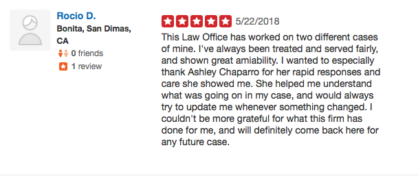accident lawyer review 3 yelp