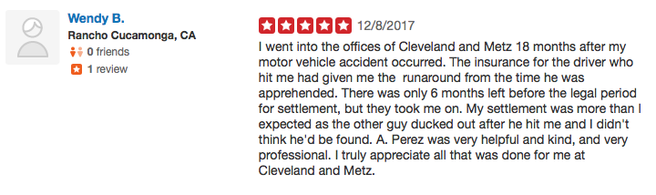 work injury lawyer 2018 Rialto yelp2