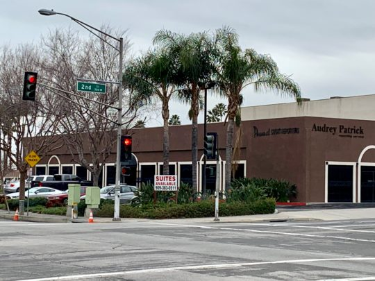 San Bernardino location