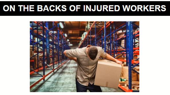 Cleveland Metz San Bernardino work injury lawyers
