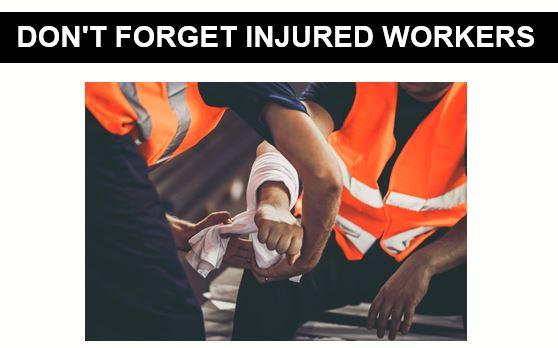 In San Bernardino work injuries